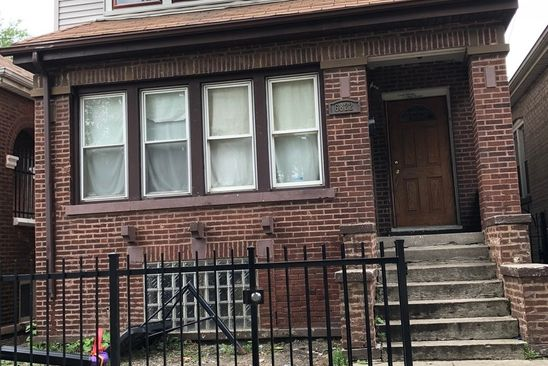5 bed 3 bath Multi Family at 6822 S Wood St Chicago, IL, 60636 is for sale at 80k - google static map