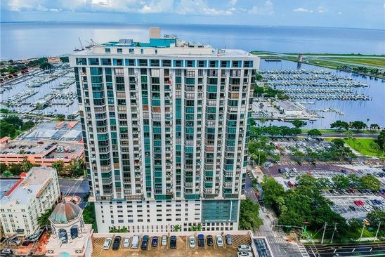 2 bed 3 bath Condo at 1 BEACH DR SE SAINT PETERSBURG, FL, 33701 is for sale at 1.08m - google static map