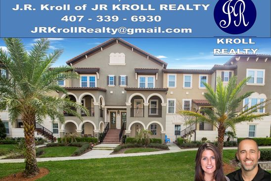 4 bed 4 bath Townhouse at 1432 LOBELIA DR LAKE MARY, FL, 32746 is for sale at 310k - google static map