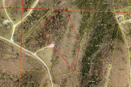 null bed null bath Vacant Land at  Tbd Roll Top Cir Cape Fair, MO, 65624 is for sale at 93k - google static map