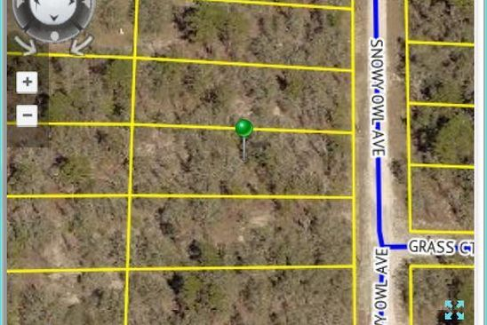 null bed null bath Vacant Land at 15105 Snowy Owl Rd Weeki Wachee, FL, 34614 is for sale at 10k - google static map