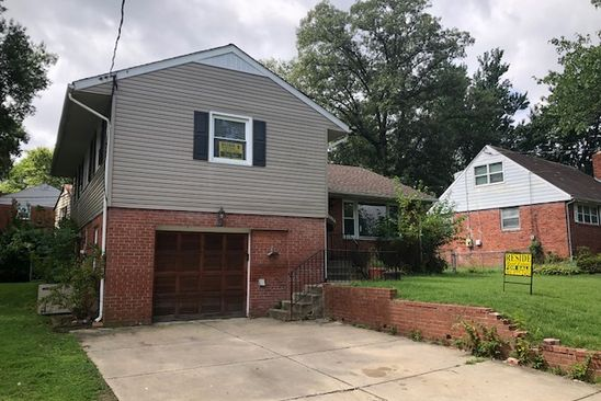 4 bed 3 bath Single Family at 8519 OGLETHORPE ST NEW CARROLLTON, MD, 20784 is for sale at 340k - google static map