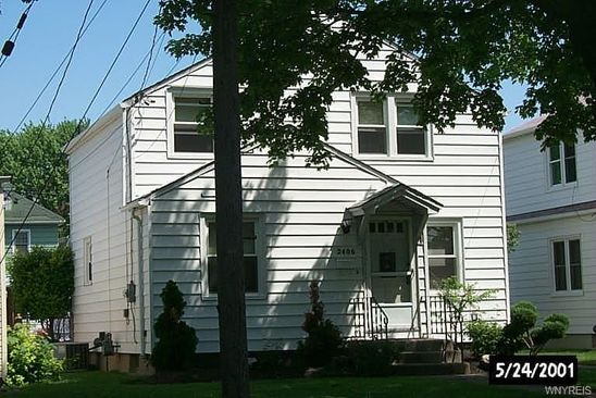 3 bed 2 bath Single Family at 2406 FOREST AVE NIAGARA FALLS, NY, 14301 is for sale at 55k - google static map