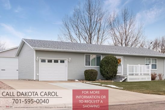 16 Gibbons Dr Lincoln Nd 58504 Realestatecom