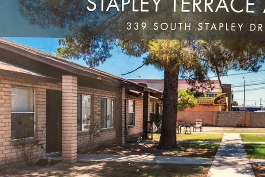 8 bed 4 bath Multi Family at 339 S Stapley Dr Mesa, AZ, 85204 is for sale at 325k - google static map