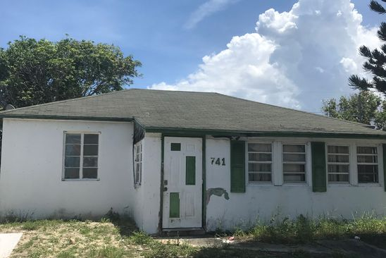 3 bed 1 bath Single Family at 741 W 2nd St Riviera Beach, FL, 33404 is for sale at 68k - google static map