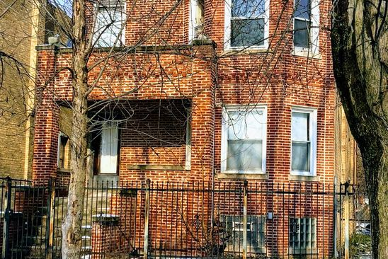 5 bed 2 bath Multi Family at 3618 W Franklin Blvd Chicago, IL, 60624 is for sale at 75k - google static map