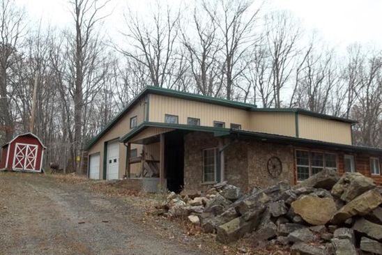 3 bed 2 bath Single Family at 1909 Glades Pike Somerset, PA, 15501 is for sale at 99k - google static map