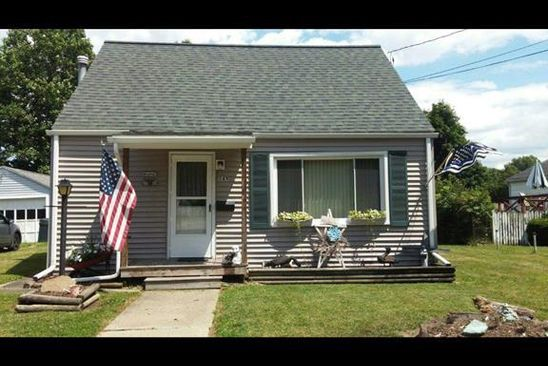 2 bed 1 bath Single Family at 243 Robert St Elmira, NY, 14904 is for sale at 35k - google static map