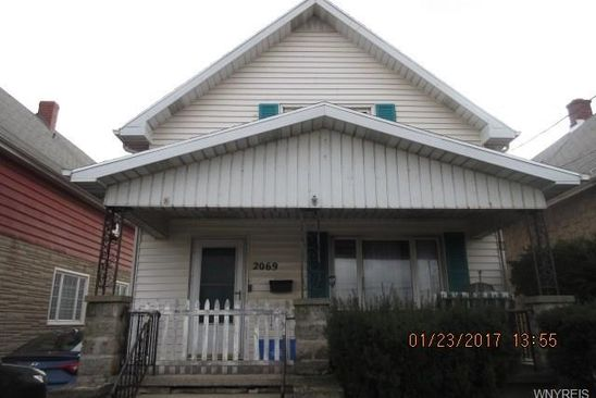 4 bed 1.5 bath Single Family at 2069 BROADWAY ST BUFFALO, NY, 14212 is for sale at 65k - google static map