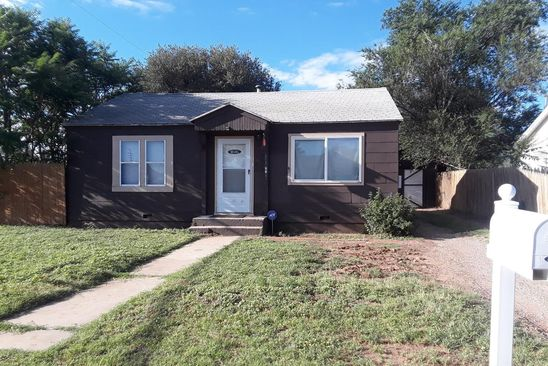 2 bed 1 bath Single Family at 1101 44TH ST LUBBOCK, TX, 79412 is for sale at 52k - google static map