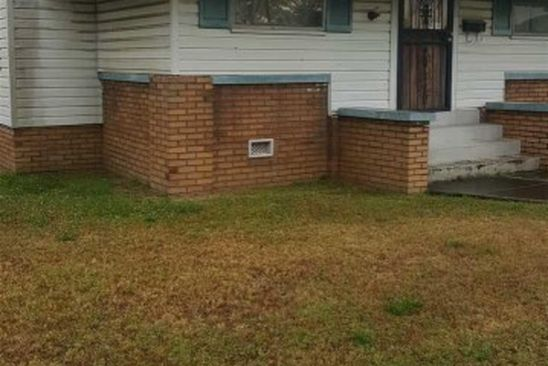 2 bed 1 bath Single Family at 1501 WOODLAND AVE SW BIRMINGHAM, AL, 35211 is for sale at 13k - google static map