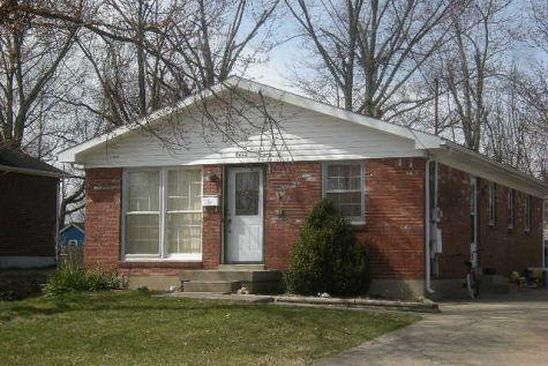 3 bed 1 bath Single Family at 7612 NORWICH BLVD LOUISVILLE, KY, 40258 is for sale at 105k - google static map