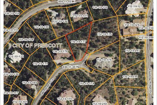 null bed null bath Vacant Land at 504 WINDMERE CIR PRESCOTT, AZ, 86303 is for sale at 50k - google static map