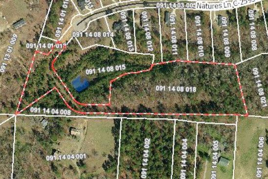 0 bed null bath Vacant Land at 0 Natures Ln Aiken, SC, 29803 is for sale at 55k - google static map