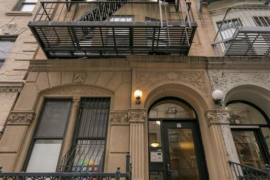 2 bed 2 bath Condo at 539 W 144th St New York, NY, 10031 is for sale at 678k - google static map