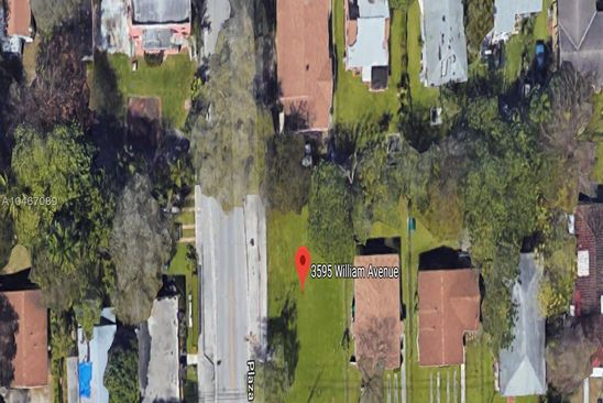 null bed null bath Vacant Land at 3595 William Ave Miami, FL, 33133 is for sale at 250k - google static map