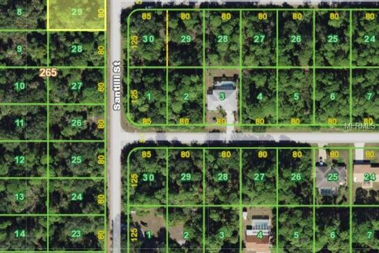 null bed null bath Vacant Land at 3327 Santilli St Port Charlotte, FL, 33948 is for sale at 8k - google static map