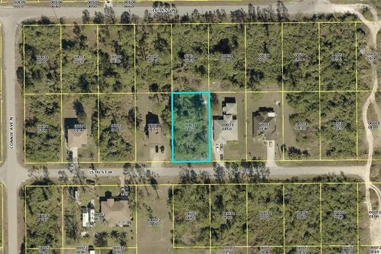 null bed null bath Vacant Land at 2510 15th St W Lehigh Acres, FL, 33971 is for sale at 5k - google static map