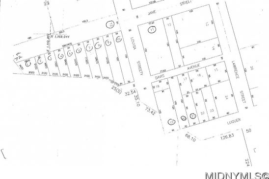 null bed null bath Vacant Land at 309 Jane St Rome, NY, 13440 is for sale at 250k - google static map