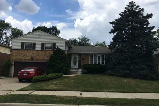 3 bed 3 bath Single Family at 550 ANDY DR MELROSE PARK, IL, 60160 is for sale at 275k - google static map