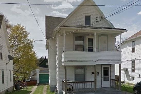 4 bed 2 bath Multi Family at 110 ENDICOTT AVE JOHNSON CITY, NY, 13790 is for sale at 80k - google static map