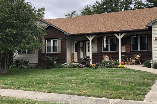 3 bed 3 bath Single Family at 6 SHILOH CT JACKSONVILLE, IL, 62650 is for sale at 175k - google static map