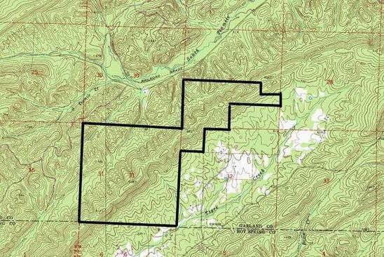 null bed null bath Vacant Land at 0 Tigre Mtn Hot Springs, AR, 72087 is for sale at 988k - google static map