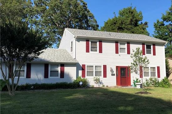 4 bed 3 bath Single Family at 600 Cold Stream Pl Virginia Beach, VA, 23452 is for sale at 290k - google static map