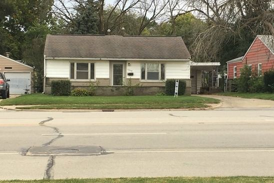3 bed 1 bath Single Family at 1308 E GROVE AVE RANTOUL, IL, 61866 is for sale at 30k - google static map