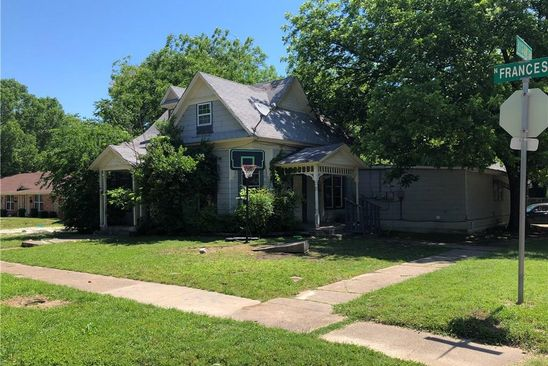 5 bed 2 bath Single Family at 902 N Frances St Terrell, TX, 75160 is for sale at 184k - google static map