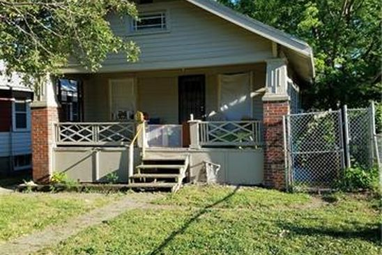 2 bed 1 bath Single Family at 5237 E 8TH ST KANSAS CITY, MO, 64124 is for sale at 60k - google static map