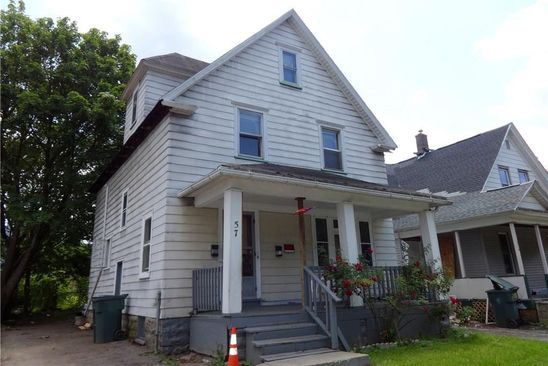 4 bed 2 bath Multi Family at 57 RIALTO ST ROCHESTER, NY, 14621 is for sale at 40k - google static map