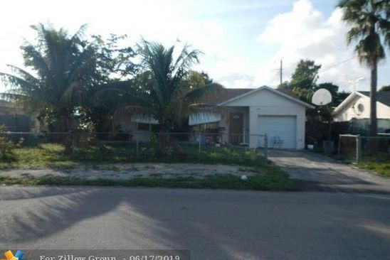 3 bed 2 bath Single Family at 1721 NW 1st Ter Pompano Beach, FL, 33060 is for sale at 230k - google static map