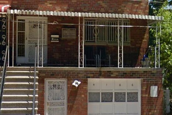 5 bed 2 bath Multi Family at 4186 MURDOCK AVE BRONX, NY, 10466 is for sale at 660k - google static map