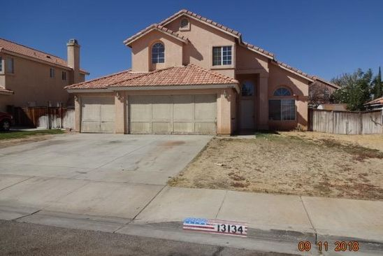 3 bed 3 bath Single Family at 13134 OBERLIN AVE VICTORVILLE, CA, 92392 is for sale at 215k - google static map
