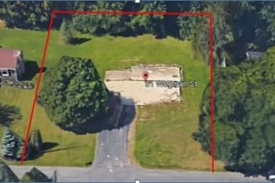 null bed null bath Vacant Land at 61 Wegman St Auburn, NY, 13021 is for sale at 35k - google static map