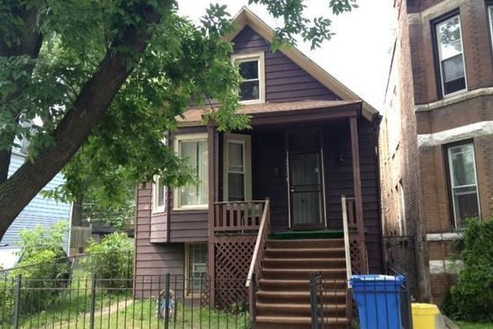 3 bed 1 bath Single Family at 5522 S Throop St Chicago, IL, 60636 is for sale at 35k - google static map
