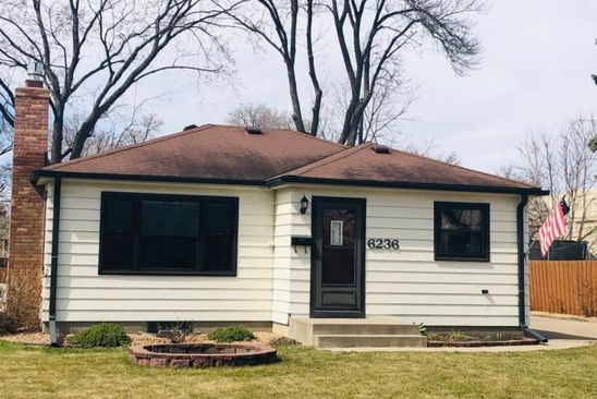 2 bed 1 bath Single Family at 6236 Harriet Ave Richfield, MN, 55423 is for sale at 220k - google static map