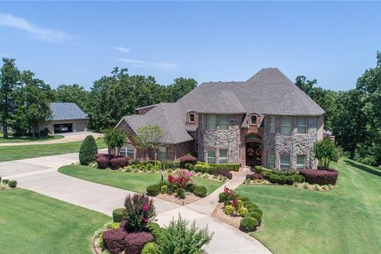 5 bed 4 bath Single Family at 7007 Highland Park Dr Fort Smith, AR, 72916 is for sale at 650k - google static map