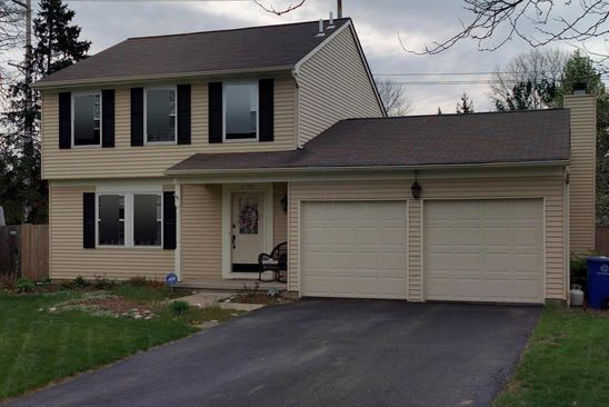 3 bed 3 bath Single Family at 6795 Pine Bark Ln Columbus, OH, 43235 is for sale at 263k - google static map