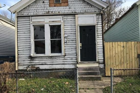 2 bed 1 bath Single Family at 467 N 29TH ST LOUISVILLE, KY, 40212 is for sale at 5k - google static map