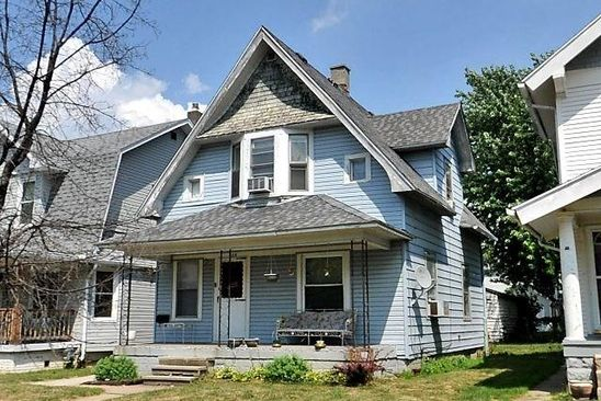 3 bed 1 bath Single Family at 529 NICHOLAS ST TOLEDO, OH, 43609 is for sale at 25k - google static map