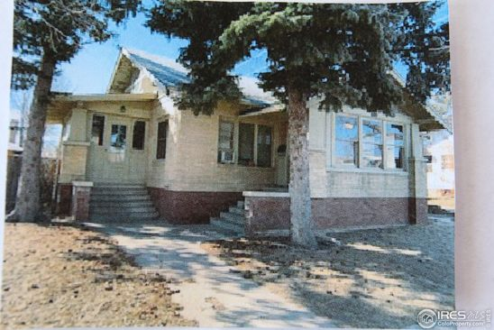 0 bed null bath Multi Family at 1010 18th St Greeley, CO, 80631 is for sale at 275k - google static map