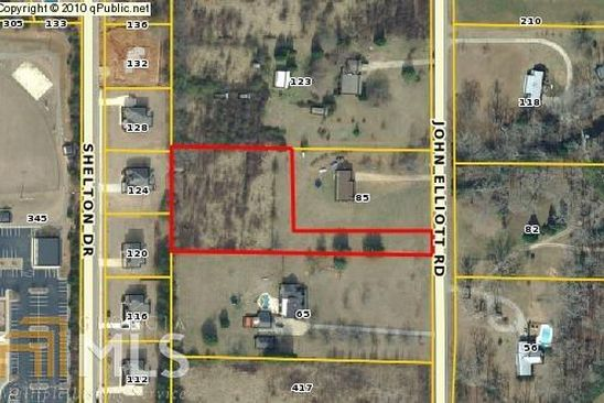null bed null bath Vacant Land at 0 John Elliott Rd McDonough, GA, 30252 is for sale at 47k - google static map