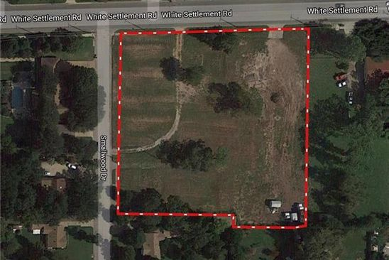null bed null bath Vacant Land at 105 Smallwood Dr Westworth Village, TX, 76114 is for sale at 1.00m - google static map