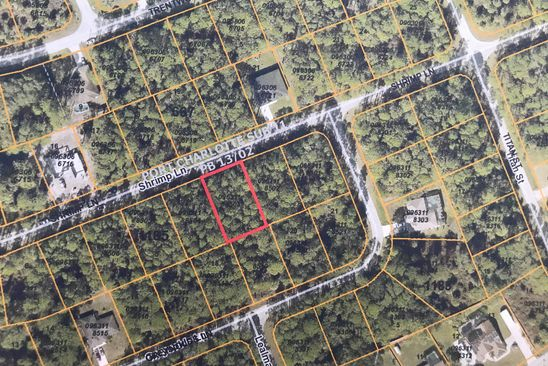null bed null bath Vacant Land at  SHRIMP LN NORTH PORT, FL, 34286 is for sale at 7k - google static map