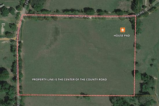 null bed null bath Vacant Land at TR 9 Zinnia & Wild Rose Zinnia Wildrose, TX, 75640 is for sale at 120k - google static map