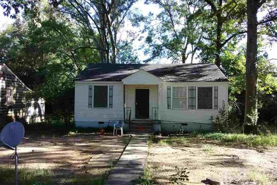 2 bed 1 bath Single Family at 136 FERGUSON DR JACKSON, MS, 39204 is for sale at 20k - google static map