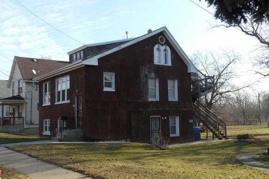 4 bed 2 bath Multi Family at 1923 Vermont St Blue Island, IL, 60406 is for sale at 85k - google static map
